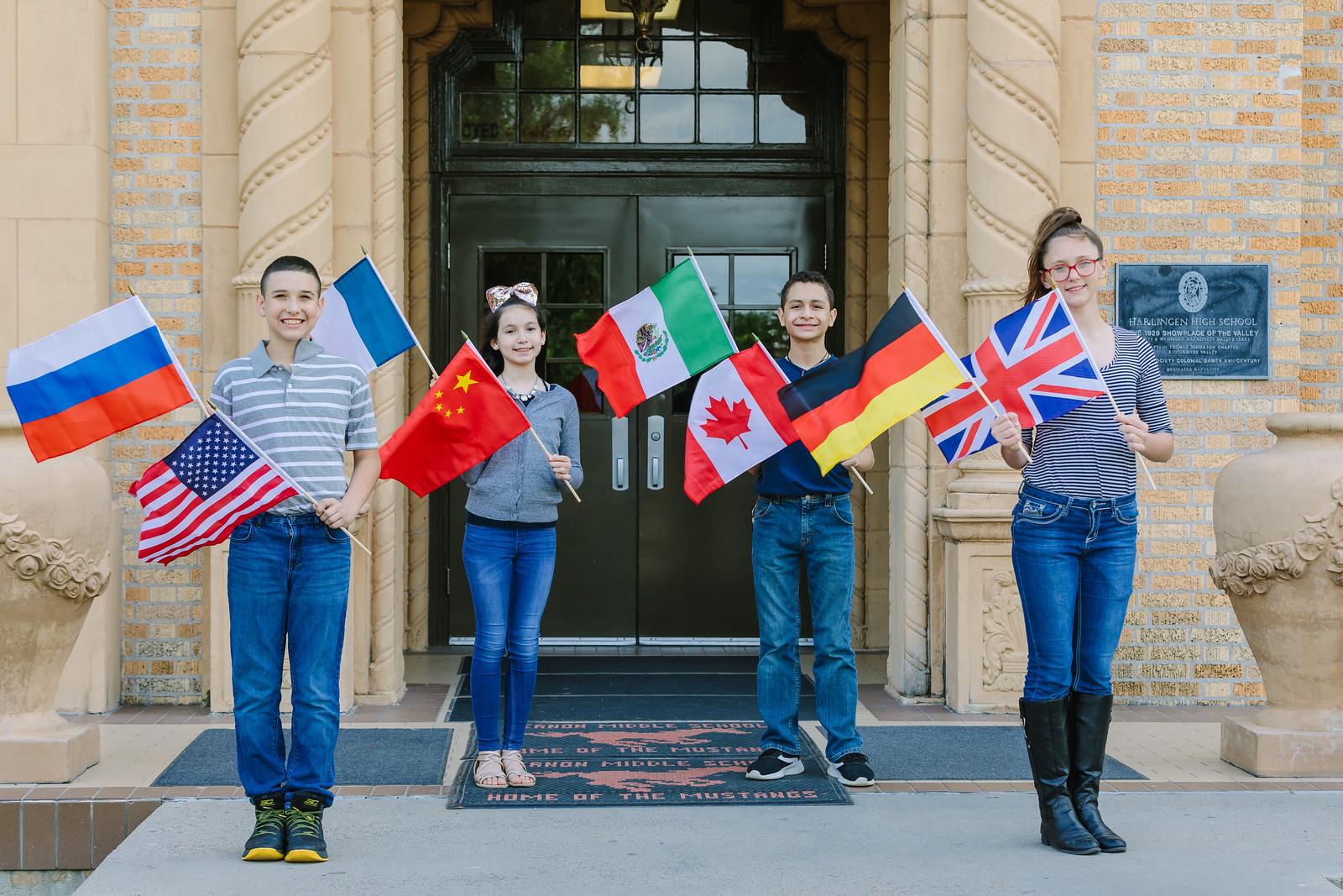 Vernon inicia su trayectoria para convertirse en un Colegio del Mundo del Bachillerato Internacional.