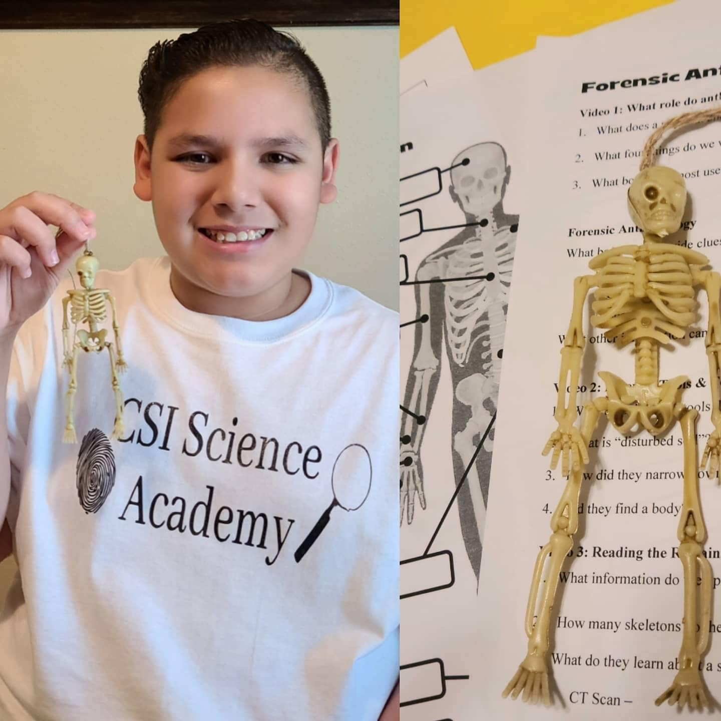ACE program hosts CSI Science Academy