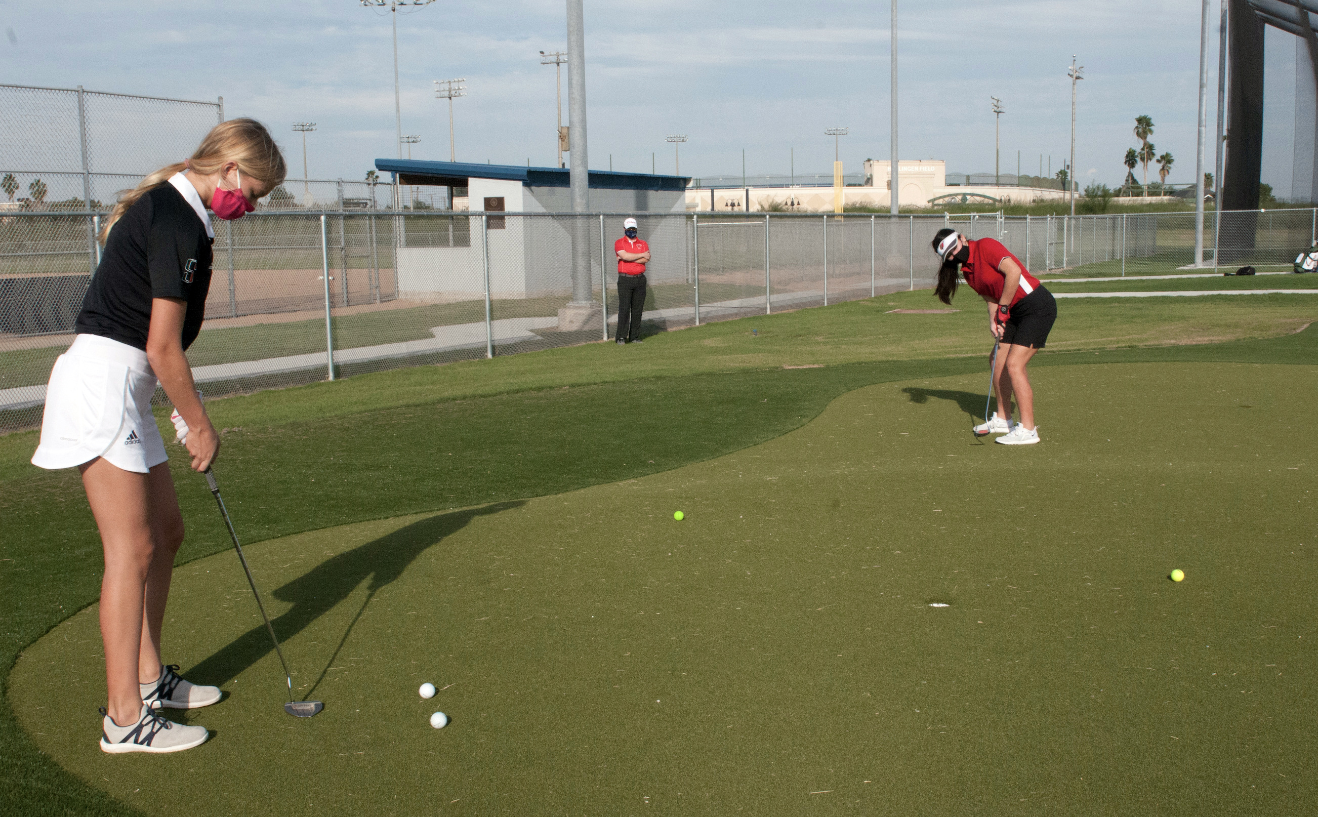 New HCISD golf station ready to provide additional practice space