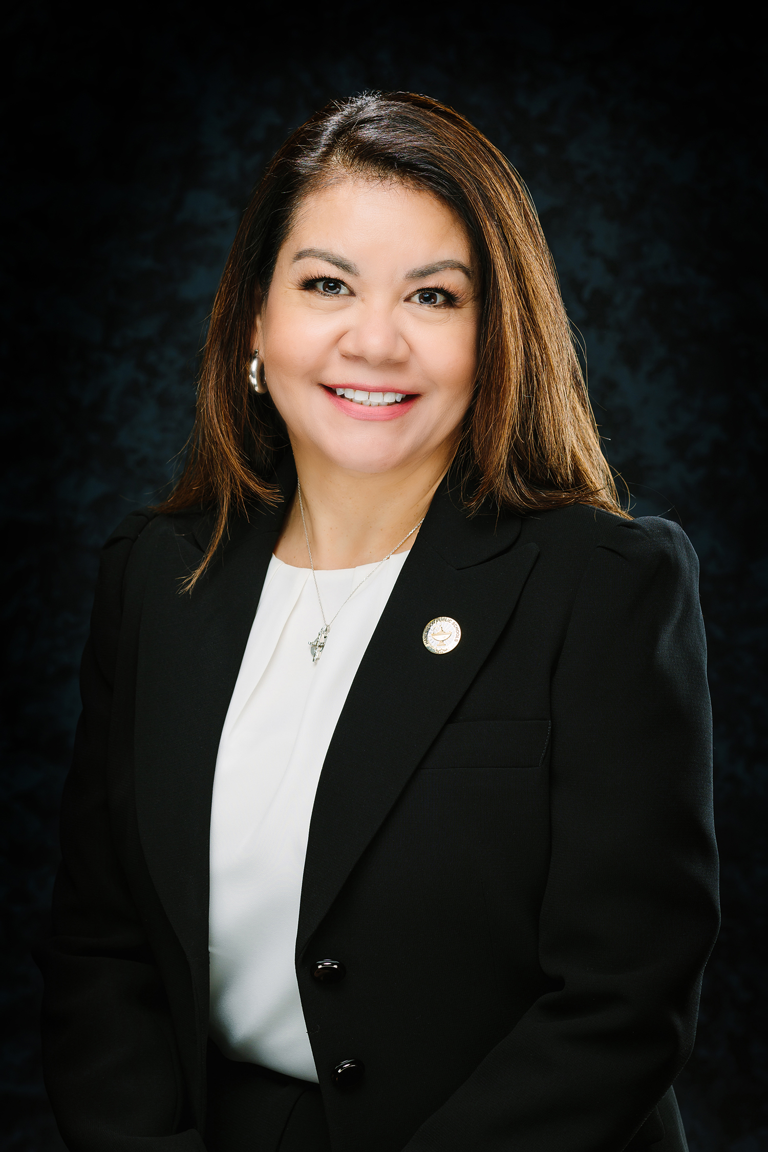 Harlingen CISD Board of Trustees name Dr. Alicia Noyola as Superintendent