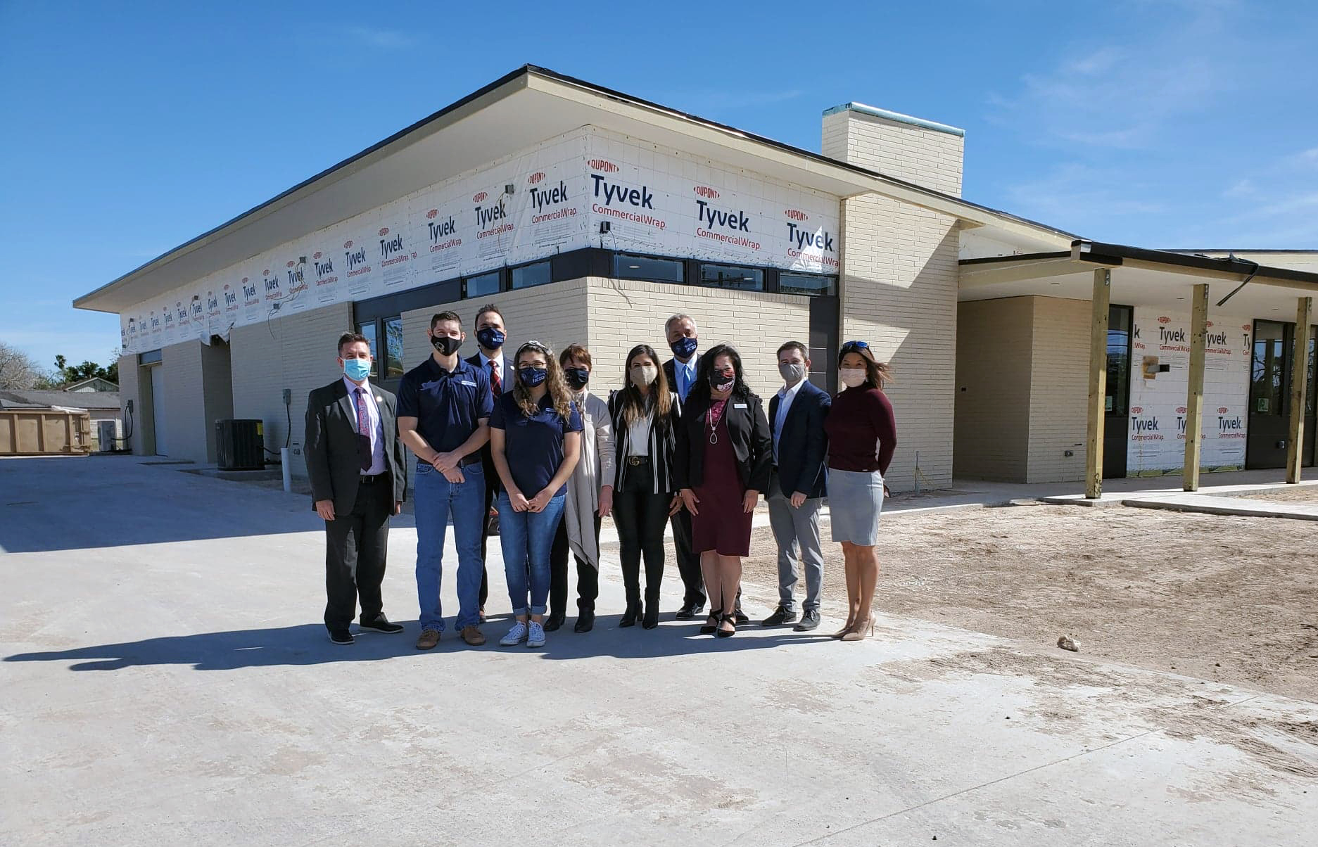 HAEF fundraises for Transition Academy furnishings and additional projects