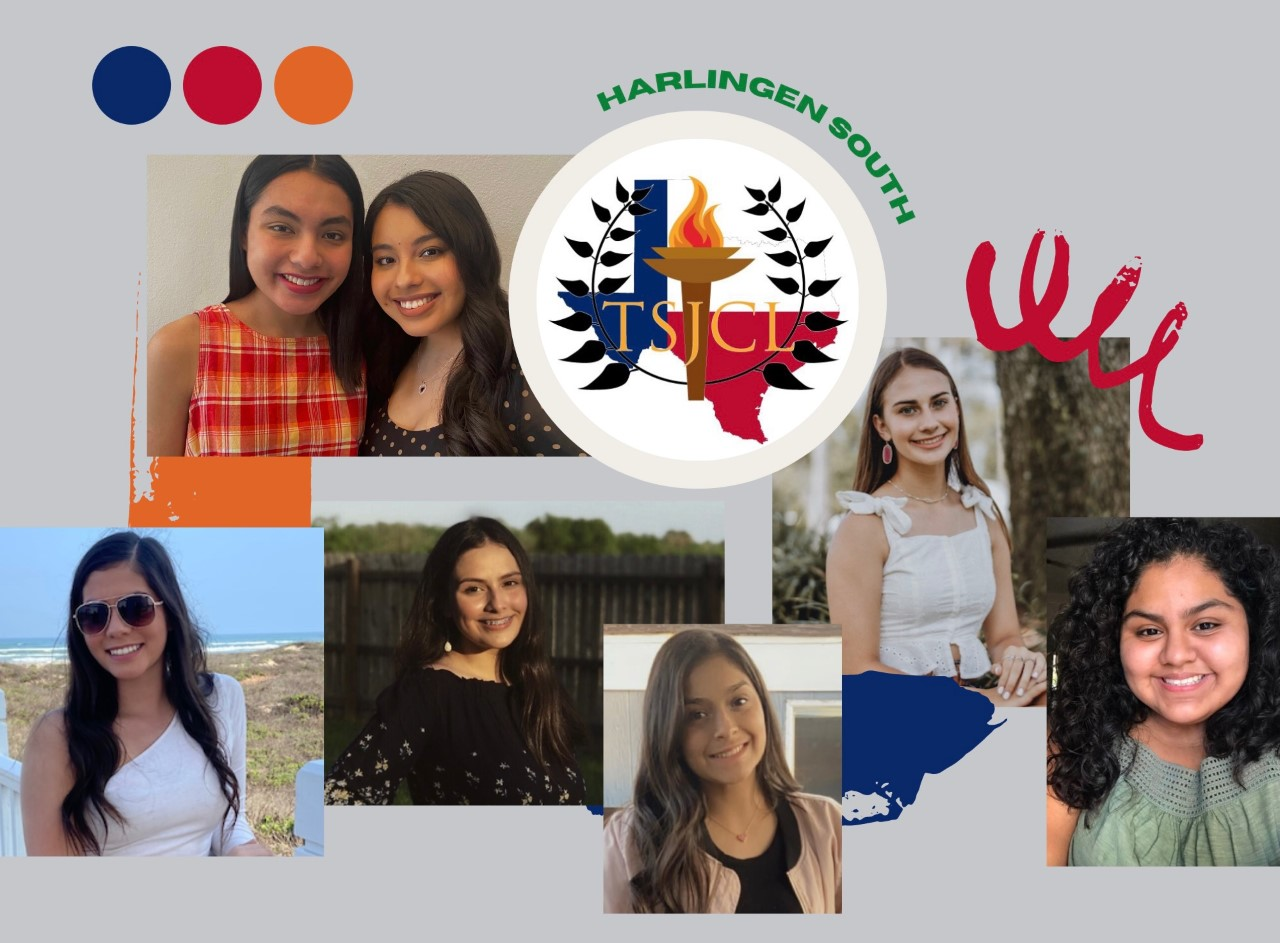 Harlingen High School South Latin Club advances to nationals