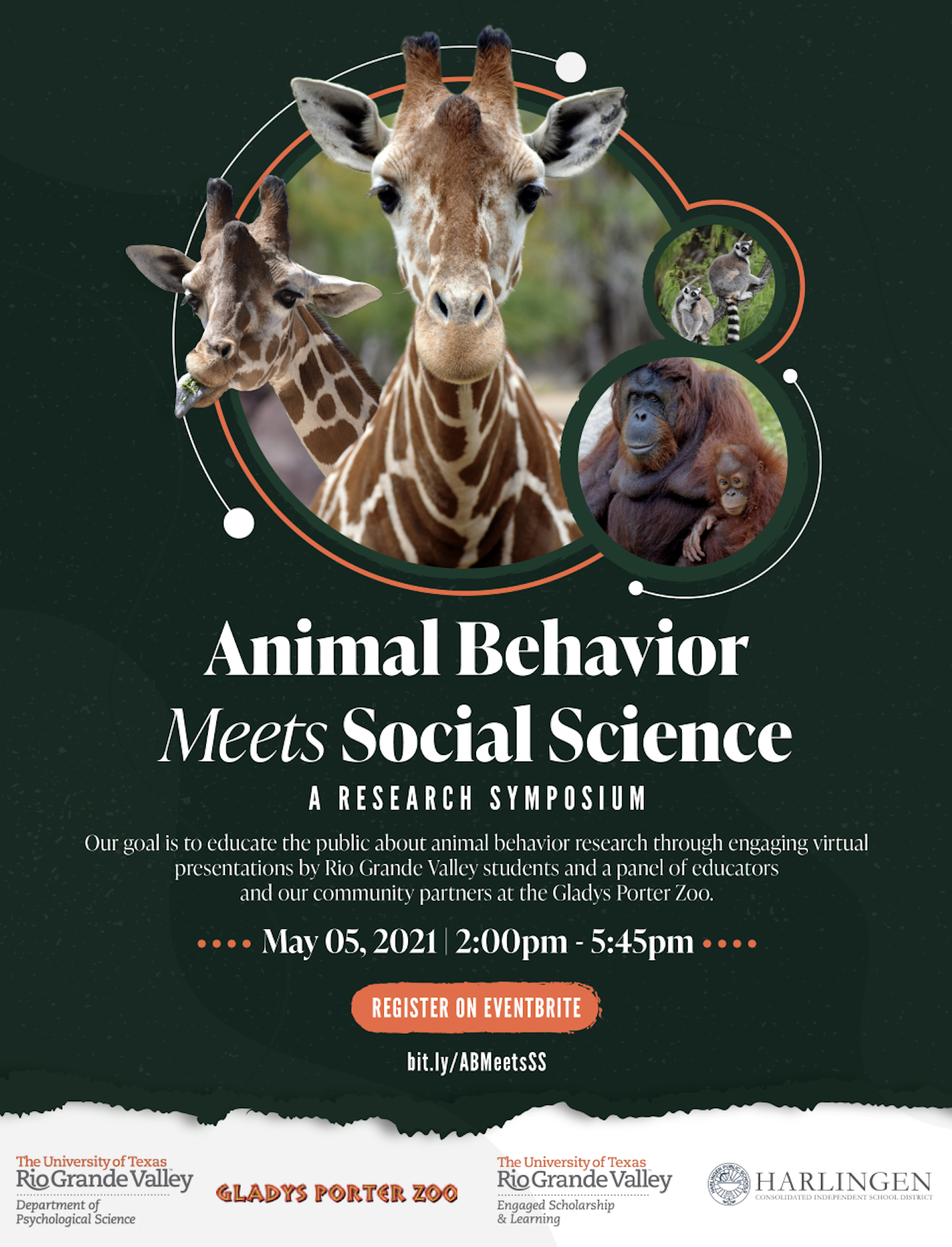 Animal Behavior Meets Social Science: A Research Symposium
