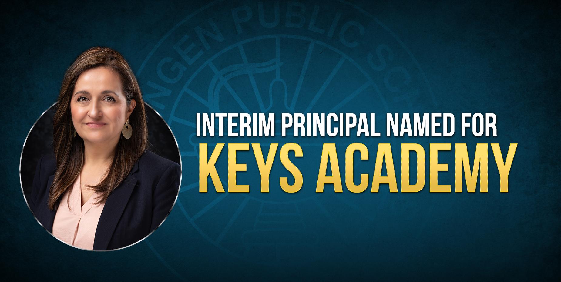 Ha sido nombrada la directora interina para la Academia KEYS.
