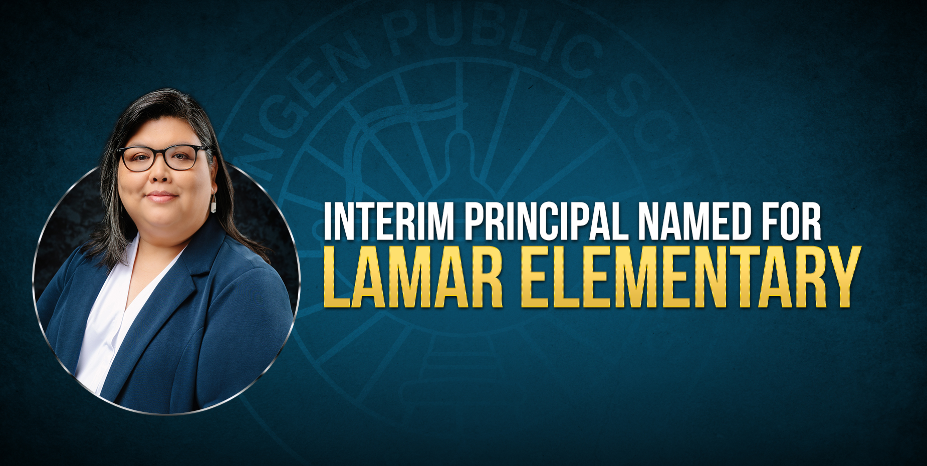 Ha sido nombrada la directora interina para la Primaria Lamar.
