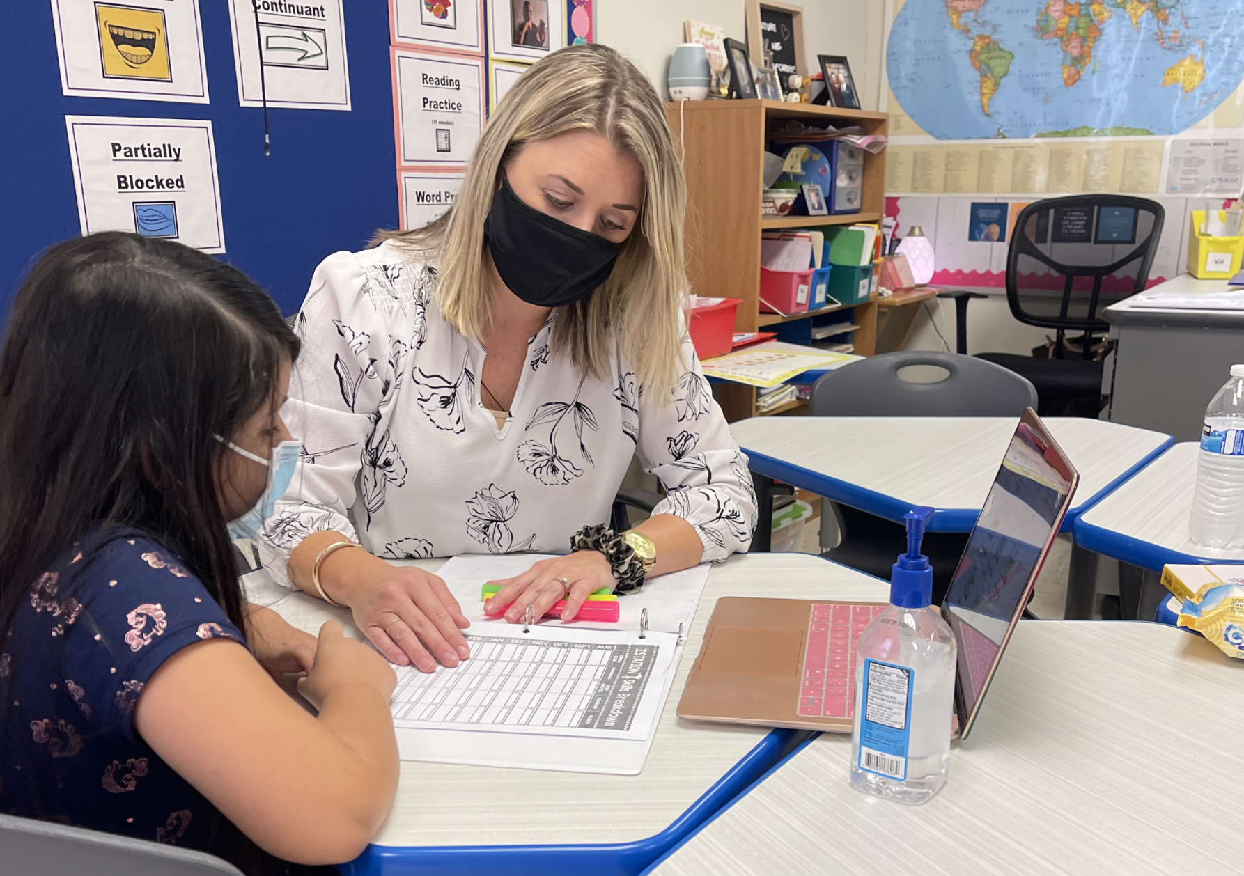 HCISD implements blended learning plan throughout the district