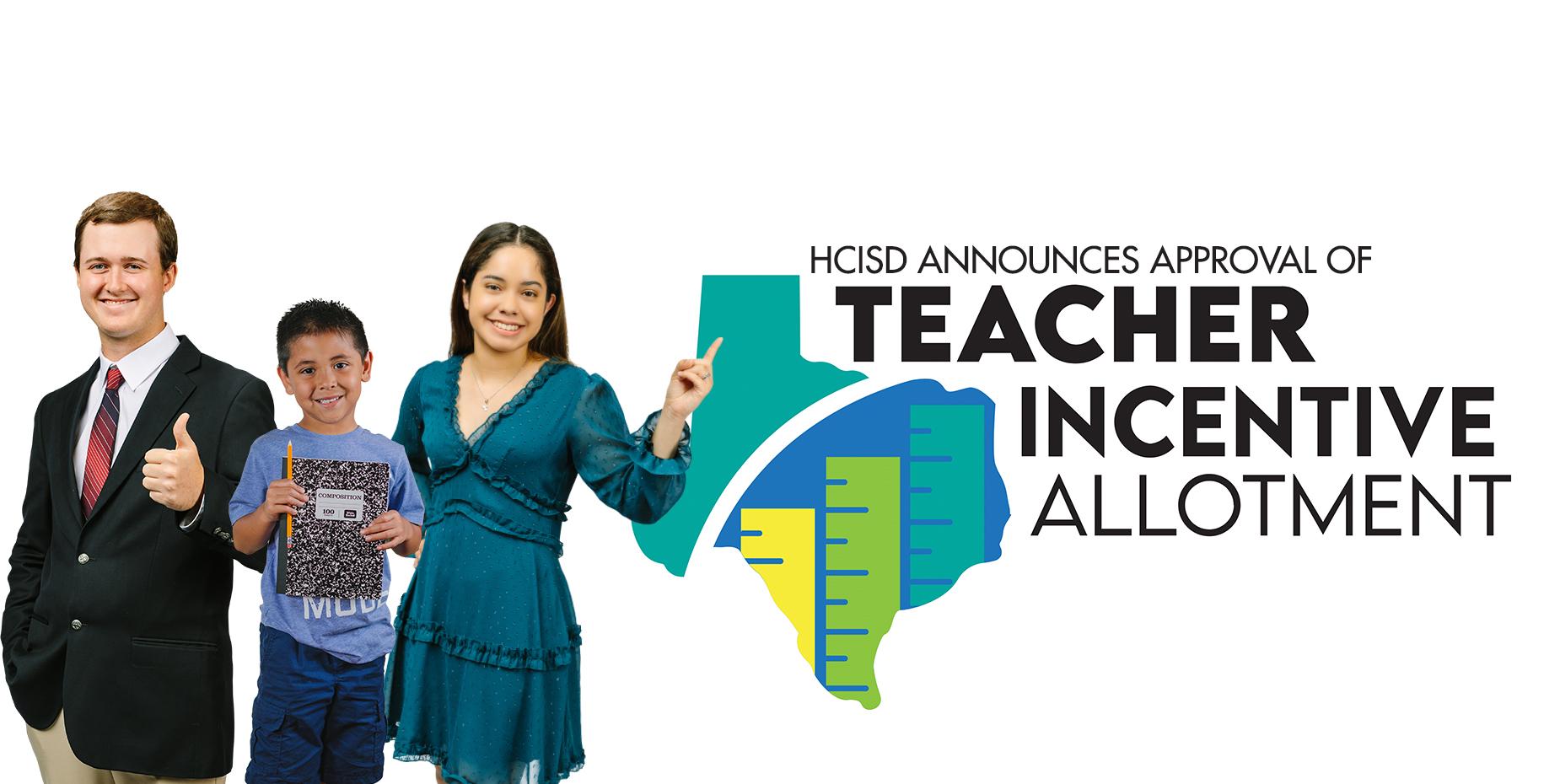 HCISD anuncia la aprobación de un incentivo económico para maestros.