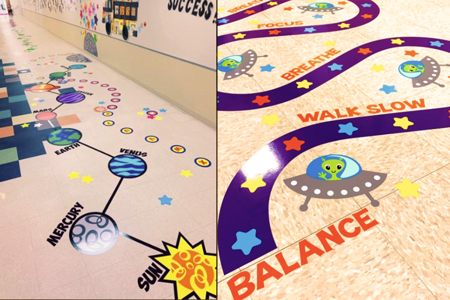 HAEF grant brings sensory pathways to Travis Elementary