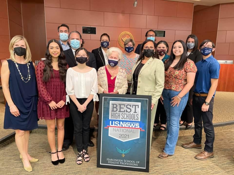 HSHP named U.S. News Top 100 high schools in Texas