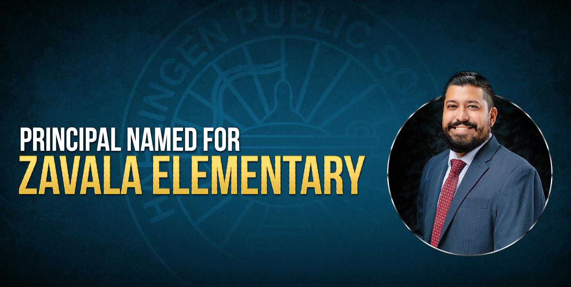 Principal named for Zavala Elementary